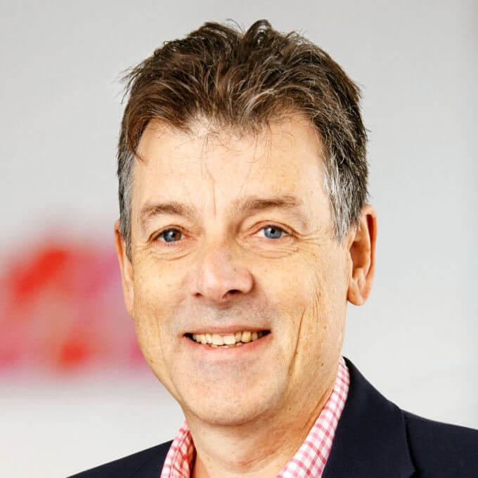 Heinrich Freut - CEO Cloetta International
